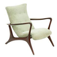 1950's Chair By Vladimir Kagan