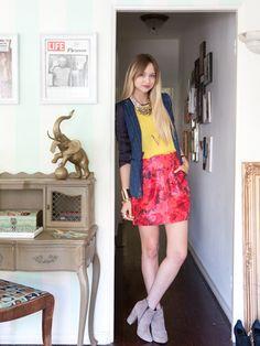 Bedroom tour: California fashion blogger Liz Cherkasova