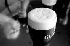 Guinness clover head