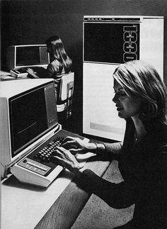 Modern computing (~1970s).