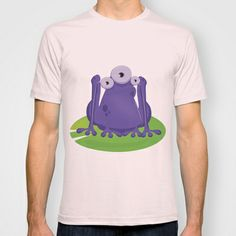 Atomic Frog Thing T-shirt