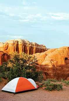 Arches National Park, Utah | 20 Places To Go Camping Before You Die