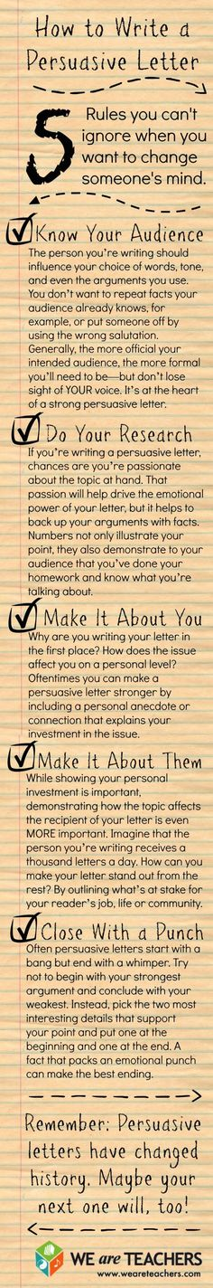 Persuasive Writing: 5 Tips for Students