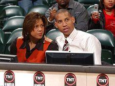 Basketball Sibs Cheryl Miller And Reggie Miller