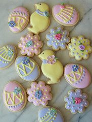 easter treats for bake sale