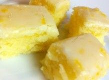 Yum... I'd Pinch That! | Lemony Lemon Brownies