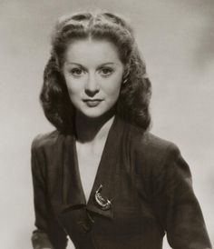 Moira Shearer (1926-2006) a great Scottish beauty and ballet dancer became famous with the 1948 film 'The Red Shoes'