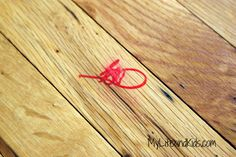 Permanent Marker Removal from Hardwood Floors