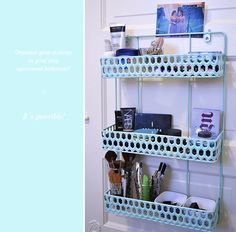 makeup_organization ideas