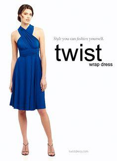 Infinity Dress Tutorial