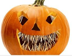 Pretty good carving. #Autumn