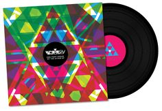 Kate Moross record cover