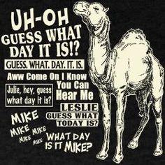 Hump DAYYYYYY woah woahhhhh!!