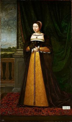 Margaret Tudor, Queen of Scotland, daughter of Henry VII, sister of Henry VIII, grandmother of Mary Queen of Scots