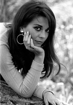 Natalie Wood.  I never get tired of seeing this face!