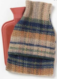 Use a Hot Water Bottle and Turn Down the Heat