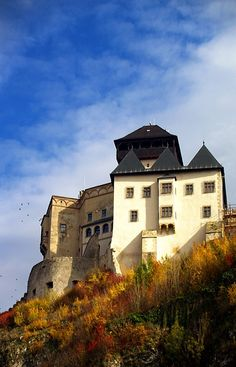 Trencin Castle, Slovakia / by Boris Jaroscak