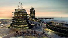 Real Madrid Island Resort - Dubai