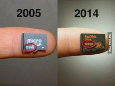 How we have progressed in such a short space of time
