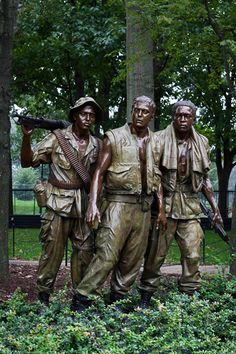 Vietnam War Memorial our fathers, brothers, husbands and friends.