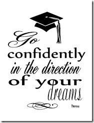 Graduation...your dreams