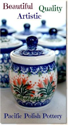 Polish Pottery Stoneware