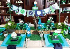 Father's Day Golf Par-tee...table decor.
