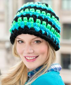 Stripe It Beanie