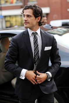 Prince Carl Philip of Sweden