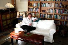 Author Joseph Bottum writes bestsellers from his home in Hot Springs.