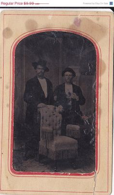 Huge Sale Tintype Photo of Old West Cowboy Outlaws One Holding a Bottle Possibly..