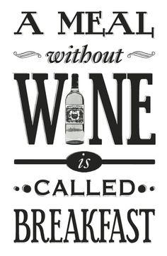 Great poster for kitchen wine / vinho / vino mxm