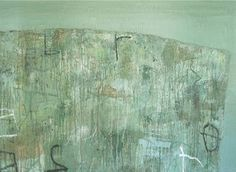 justanothermasterpiece:    Susanne Carmack,  On the Cliffs of Slumber.  Mixed Media on Canvas, 60x84 inches.