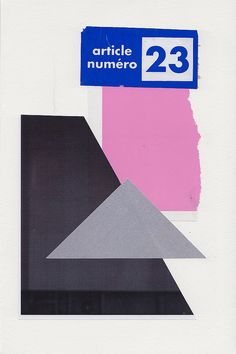 article numero 23, via Flickr.
