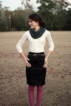 teacher wardrobe, teaching outfits, professional outfits, skirt winter outfit, black white