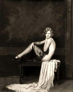 Ziegfeld Girl  Photo:  Alfred Cheney Johnston