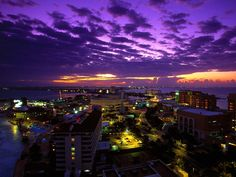 remembering Cancun