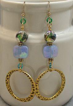 Fabulous handmade earrings