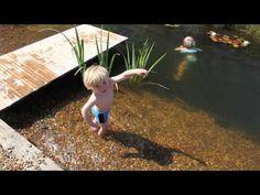 Natural plunge pool