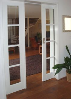 Schuifdeur on pinterest sliding french doors met and for Schuifdeur woonkamer