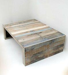 Reclaimed Wood Coffee Table | Home Furniture | Raka Mod | Scoutmob Shoppe | Product Detail