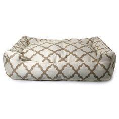 Jax and Bones Lattice Dog Bed