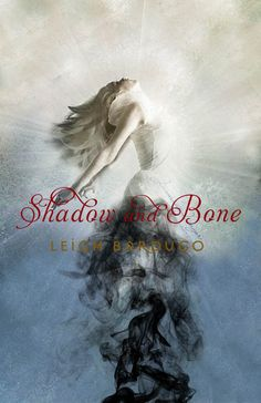 Early comp of proposed cover for Shadow and Bone