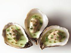 Oyster Vichyssoise / photo by Francesco Tonelli