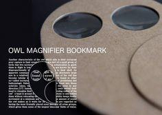 eduardo alessi, animals, bookmark, barn, diy collect, owl, eco diy, magazin, design blogs