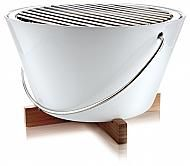 Table Grill white ø