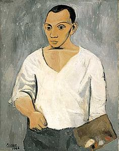 picasso by picasso.