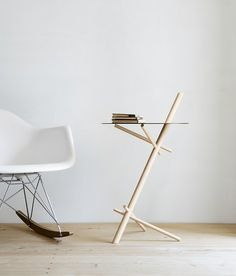 table and rocker