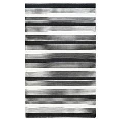 striped rug $36
