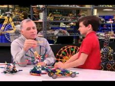 Plastic Injection Molding- Factory Tour - Learn how the parts for the K'NEX building system are made.  Moderated by a kid for kids.